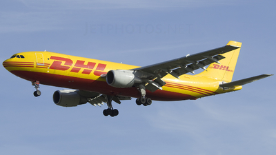 OO-DIJ - Airbus A300B4-103(F) - DHL (European Air Transport)