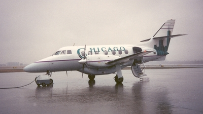 N832JS - British Aerospace Jetstream 31 - Chicago Express