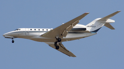 N106CX - Cessna 750 Citation X - Private