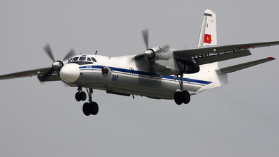 267 - Antonov An-26 - Vietnam - Air Force