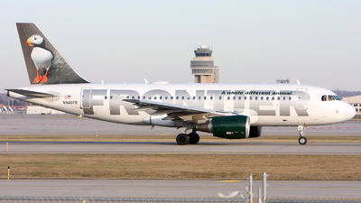 N946FR - Airbus A319-111 - Frontier Airlines