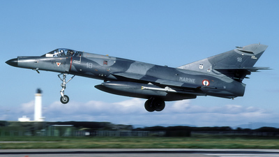 18 - Dassault Super Étendard - France - Navy