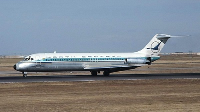 N965N - McDonnell Douglas DC-9-31 - North Central Airlines