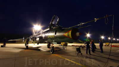 9409 - Sukhoi Su-22M4 Fitter K - Poland - Air Force
