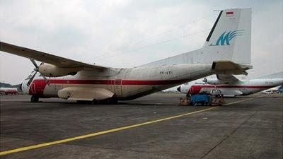PK-VTR - Transall C-160 - Manunggal Air