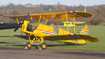 A picture of GAZNK - Stampe SV4A - [290] - © Paul Chandler
