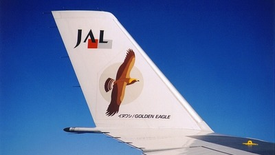 JA8583 - McDonnell Douglas MD-11 - Japan Airlines (JAL)