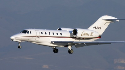 N971QS - Cessna 750 Citation X - NetJets Aviation
