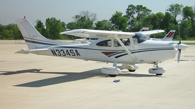 N334SA - Cessna 182S Skylane - Private