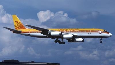 N1809E - Douglas DC-8-62 - Surinam Airways
