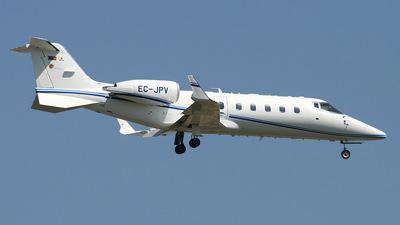 A picture of ECJPV - Learjet 60 - [60296] - © Javier González