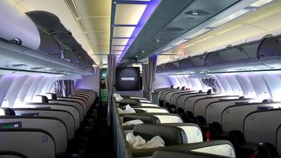 G-VOGE - Airbus A340-642 - Virgin Atlantic Airways