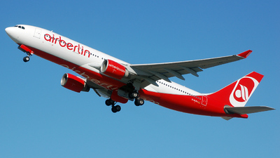 D-ALPA - Airbus A330-223 - Air Berlin (LTU)