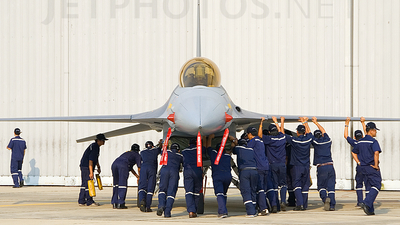 Kh19-6/31 - General Dynamics F-16A Fighting Falcon - Thailand - Royal Thai Air Force