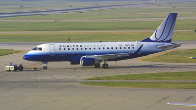N631RW - Embraer 170-100SE - United Express (Chautauqua Airlines)