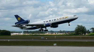 PP-VQY - McDonnell Douglas DC-10-30(F) - Varig Log