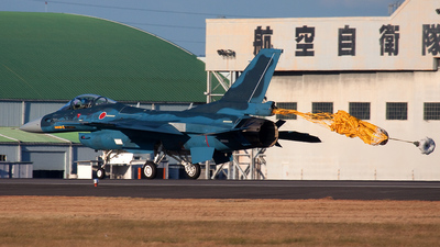 63-8538 - Mitsubishi F-2A - Japan - Air Self Defence Force (JASDF)