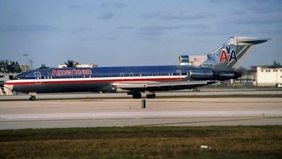 N889AA - Boeing 727-223(Adv) - American Airlines