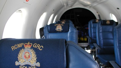 C-FMPO - Pilatus PC-12/45 - Canada - Royal Canadian Mounted Police