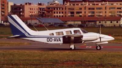 OO-AVA - Piper PA-34-200T Seneca II - Private