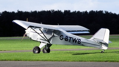 A picture of GBTWB - Denney Kitfox 3 - [PFA 17212278] - © Wallace Shackleton