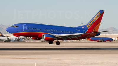 N511SW - Boeing 737-5H4 - Southwest Airlines