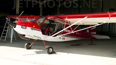 I-3897 - Rans S-7 Courier - Private