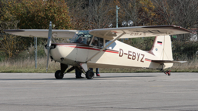 D-EBYZ - Scheibe SF.23A-1 Sperling - Private