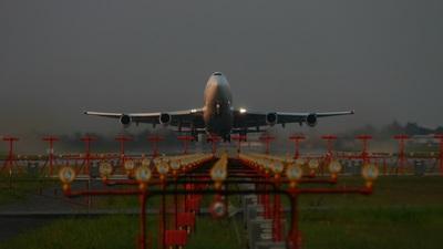 C-GAGM - Boeing 747-433(M) - Air Canada