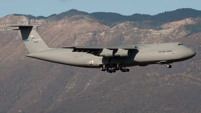 69-0023 - Lockheed C-5A Galaxy - United States - US Air Force (USAF)