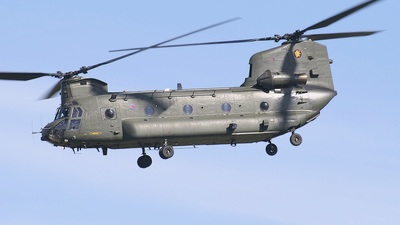 ZA708 - Boeing Chinook HC.2 - United Kingdom - Royal Air Force (RAF)