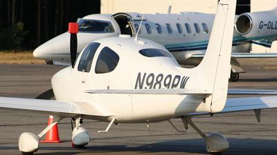 N989PW - Cirrus SR22 - Private