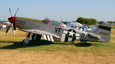 N201F - North American P-51D Mustang - Private