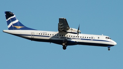 F-GKPE - ATR 72-202 - CCM Airlines
