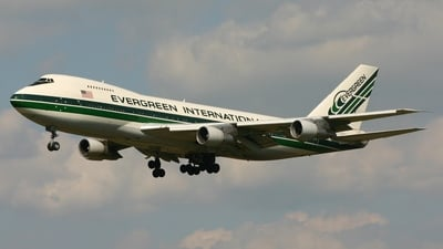N471EV - Boeing 747-273C - Evergreen International Airlines
