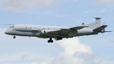 ZJ518 - British Aerospace Nimrod MRA.4 - United Kingdom - Royal Air Force (RAF)
