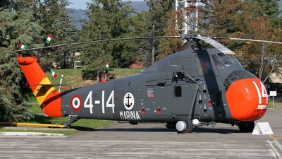 MM153622 - Sikorsky S-58 - Italy - Navy