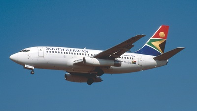 ZS-SID - Boeing 737-244(Adv) - South African Airways