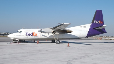 A picture of N718FE -  - [] - © Jay Selman - airlinersgallery.com