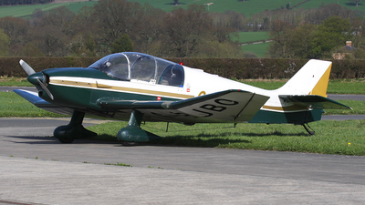 G-BJBO - Jodel DR250/160 Capitaine - Private