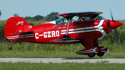 C-GZRO - Pitts S1T - Private