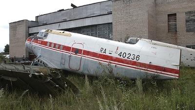 RA-40236 - Antonov AN-2 - Unknown