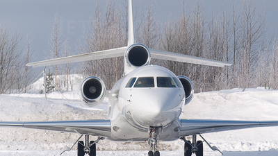 OE-LLL - Dassault Falcon 7X - International Jet Management