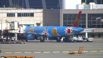 B-22601 - Airbus A321-131 - TransAsia Airways
