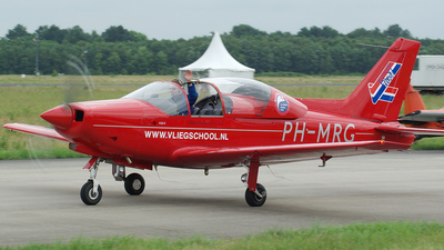 PH-MRG - General Avia F.22C - ACVT Teuge