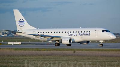 D-ALIB - Embraer 170-200STD - Cirrus Airlines