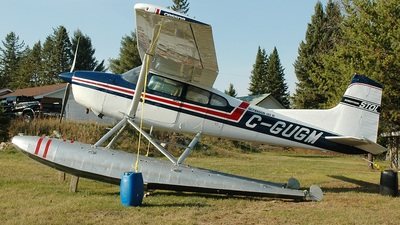 C-GUGM - Cessna A185F Skywagon - Private