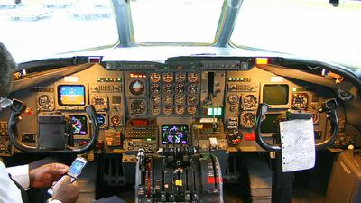 9G-AXB - Douglas DC-8-63(F) - Air Charter Express