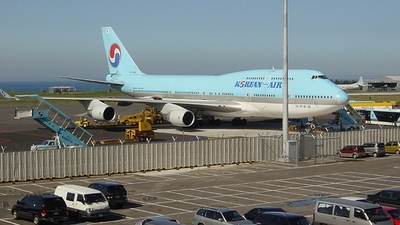 HL7489 - Boeing 747-4B5 - Korean Air