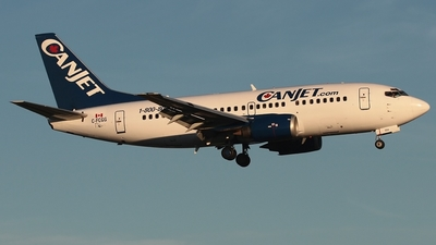 C-FCGG - Boeing 737-522 - CanJet Airlines